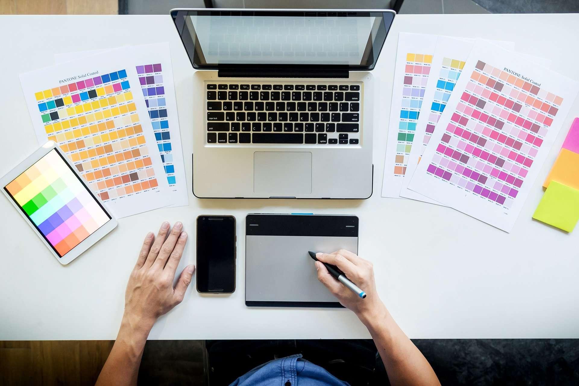 Design Gráfico: Saiba quais serão as tendências para os próximos anos