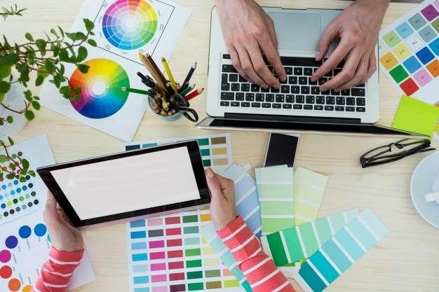 Se inspire com os maiores designer gráficos do mundo